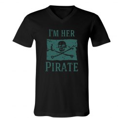 I'm her Pirate (couples shirt)