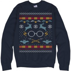 The Boy that Lived Ugly Sweater