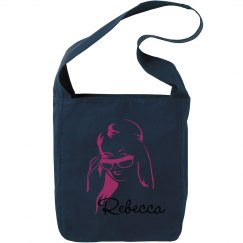 Sling Canvas Bag Girls