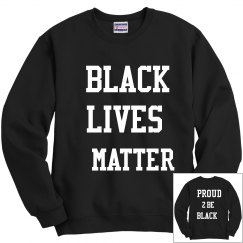 Proud to be black