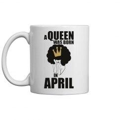 Coffee Queen - April