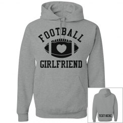 Football Girlfriend Lower Back