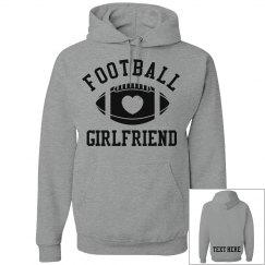Football Girlfriend Lower Back