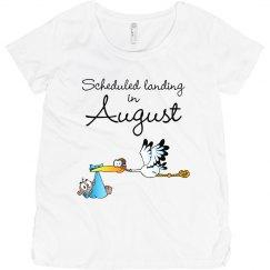 August baby (boy)
