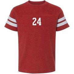 #24 Sports T-Shirt