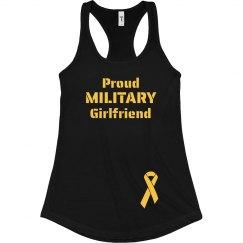 Proud Military Girflriend