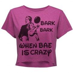 BAE Crazy Balloons Hillary Clinton Bark Shirt