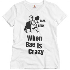 BAE Crazy Hillary Clinton Playing Balloons Shirt