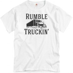 Rumble Truckin' Basic Shirt
