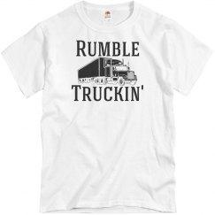 Rumble Truckin' Basic Shirt