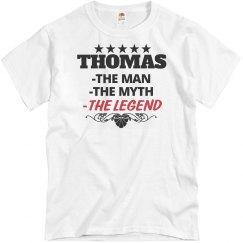 Thomas - The Man!