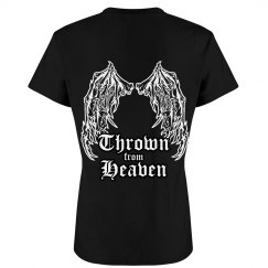 Heaven Thrown Angel Wings
