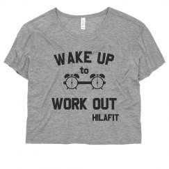Wake Up Crop