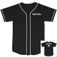 team shelby baseball T