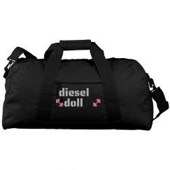 Diesel Doll Duffel Bag