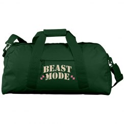 Beast Mode Ladies Gym Bag