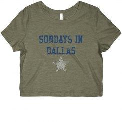 Sundays in Dallas Crop