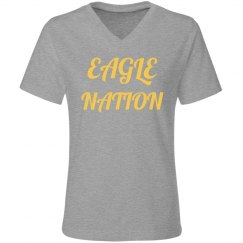 Eagle Nation Short Sleeve