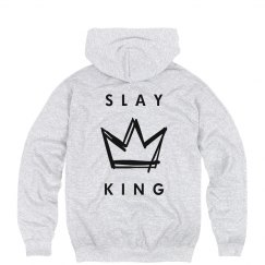 I Slay King King Lemon Hoodies