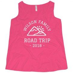 Custom Family Road Trip Group