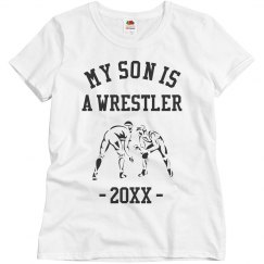 My Son Is A Wrestler