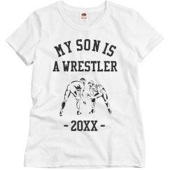 My Son Is A Wrestler