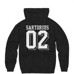 Comfy Team Sartorius Unisex Adult Hoodie