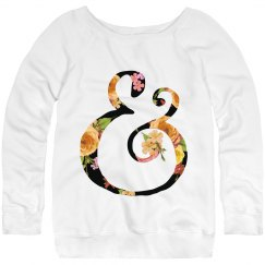 Floral Fancy Ampersand