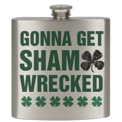 Get Sham-Wrecked For St Patty's