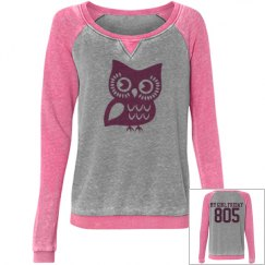 MGF Courtney's Owl Pullover