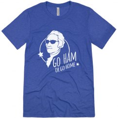 Go Hamilton or Go Home