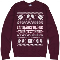 Thankful For Sweaters