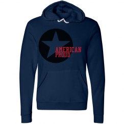 Unisex American Proud Hoodie
