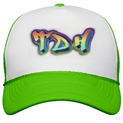 Neon snap back