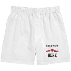 Unisex Cotton Boxer Shorts Underwear