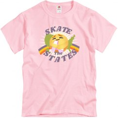 Skate the States 2020 T-Shirt
