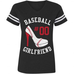 Baseball Babes In Heels