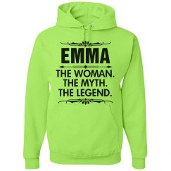 Emma the woman the myth the legend