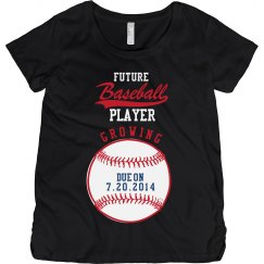 Future Baseball Boy