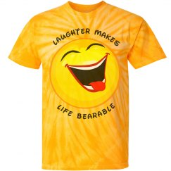 Laughter Makes Life