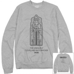 CBC 2020 Nutcracker Unisex Sweatshirt