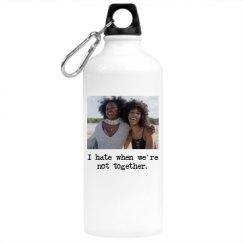 Aluminum Water Bottle