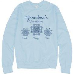 Grandma's Snowflakes