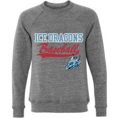 #30 Unisex Crewneck Sweatshirt-Bella Brand-Gray