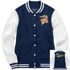 Rams women's jacket.