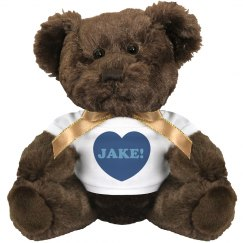 Love Jake BEARy Much