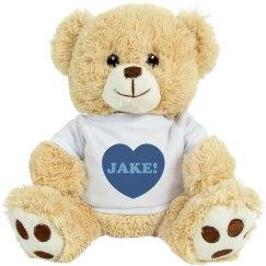Love Jake BEARy Much