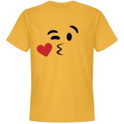 Emoji Kissy Face 1 Costume