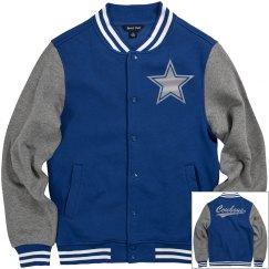 Cowboys men's jacket 2.