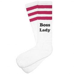 Boss Lady Socks